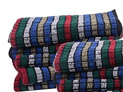 Handdoek Multicolor