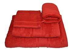 Badlinnen Royale (rood)