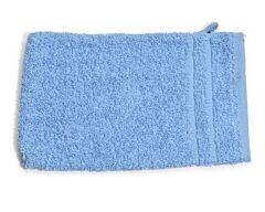 Washandje 15x21 cm (Pearl - blauw)